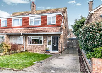 Thumbnail 3 bed semi-detached house to rent in The Silvers, Broadstairs