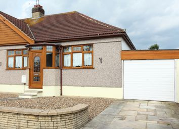 Thumbnail 3 bed bungalow for sale in Fairfield Close, Hornchurch