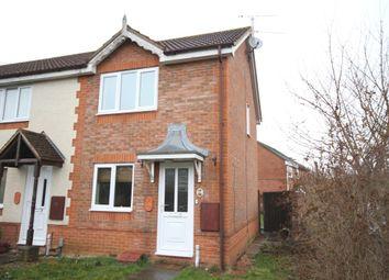 Thumbnail 2 bedroom semi-detached house to rent in Mallard Close, Dorcan, Swindon