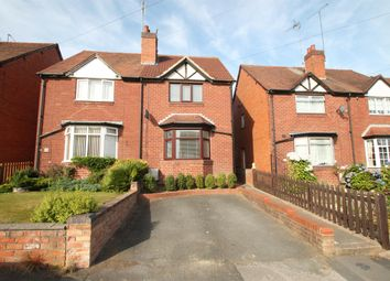 Thumbnail 2 bed semi-detached house to rent in The Meadway, Redditch