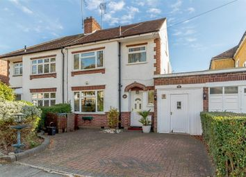 Thumbnail 3 bed semi-detached house to rent in Saint Michael's Crescent, Pinner