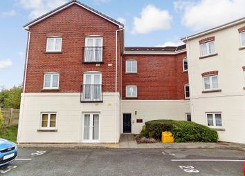 Thumbnail 1 bed flat for sale in Coed Castell, Coychurch Road, Brackla, Bridgend.