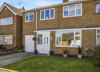 Thumbnail 4 bedroom semi-detached house for sale in Spinney Avenue, Countesthorpe, Leicester, Leicestershire