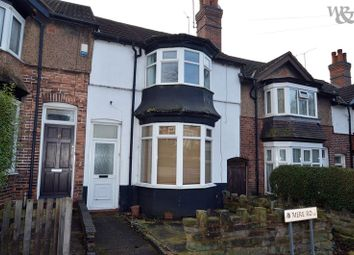Thumbnail 3 bedroom terraced house for sale in Mere Road, Erdington, Birmingham