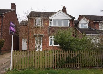 Thumbnail 4 bedroom detached house for sale in Back Lane, Chellaston