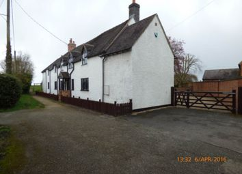 Thumbnail 5 bed cottage to rent in Church Walk Farm, Main Street, Snarestone