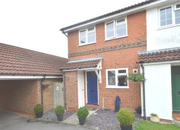 Thumbnail 2 bed end terrace house for sale in Lower Moor, Yateley, Hampshire