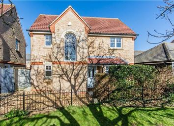 Thumbnail 3 bedroom detached house for sale in Brenda Gautrey Way, Cottenham, Cambridge