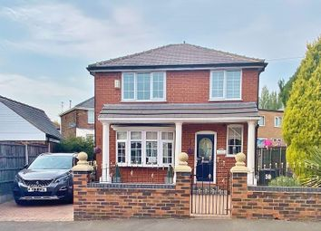 Thumbnail 3 bed detached house for sale in Branksome Drive, Salford