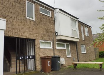 Thumbnail 2 bed flat for sale in High Street, Corby