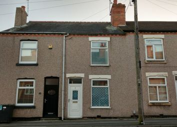 Thumbnail 2 bedroom terraced house for sale in William Street, Bedworth