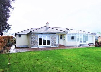 Thumbnail 4 bed detached bungalow to rent in Hengar Lane, St Tudy