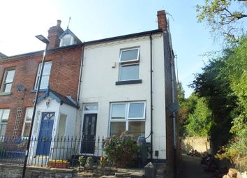 Thumbnail 2 bed terraced house to rent in Albert Road, Meersbrook, Sheffield