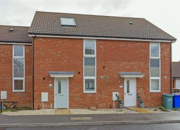 Thumbnail 3 bed end terrace house for sale in Quartz Way, Sittingbourne