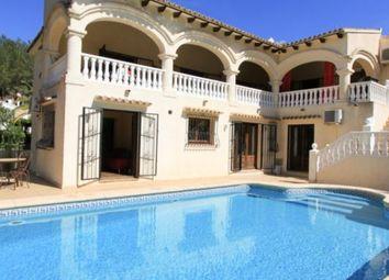 Thumbnail 6 bed villa for sale in Moraira, Alicante, Spain