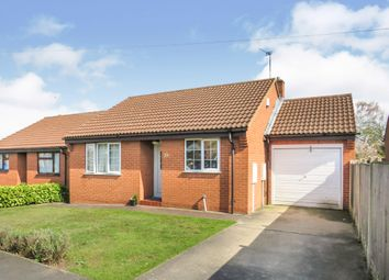Thumbnail 2 bed detached bungalow for sale in Arundel Drive, Ranskill, Retford