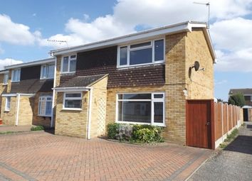 Thumbnail 3 bed property to rent in Kingsman Drive, Clacton-On-Sea
