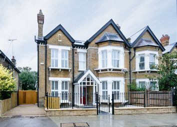 Thumbnail 5 bed semi-detached house to rent in Upper Richmond Road West, London