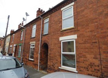 Thumbnail 2 bed terraced house for sale in Eastfield Street, Lincoln, ., Lincolnshire