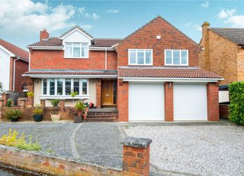 Thumbnail 4 bed detached house to rent in Friars Close, Shrivenham, Swindon