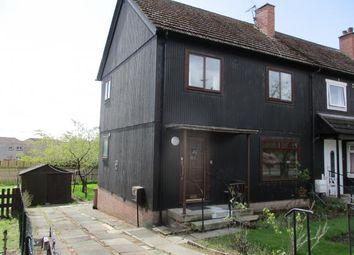 Thumbnail 3 bed end terrace house for sale in 87 Traprain Crescent, Bathgate, Bathgate