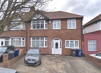 Thumbnail 4 bed semi-detached house to rent in Knowsley Avenue, Southall