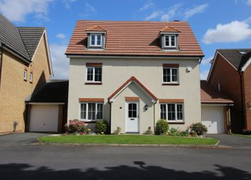 Thumbnail 5 bed detached house for sale in Lime Tree Drive, Whitley, Goole, North Yorkshire