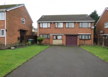Thumbnail 3 bed property to rent in Coneygree Road, Tipton