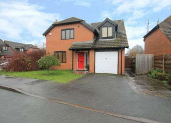 Thumbnail 4 bed detached house for sale in Princes Orchard, Hereford
