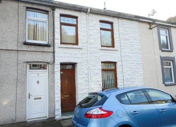 Thumbnail 3 bedroom terraced house for sale in Bailey Street, Porth