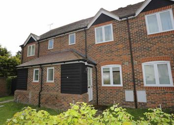 Thumbnail 2 bed terraced house to rent in Ilsley Gardens, Ilsley Road, Compton, Newbury