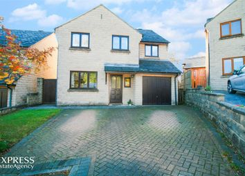 Thumbnail 4 bed detached house for sale in Fairview Rise, Crich, Matlock, Derbyshire