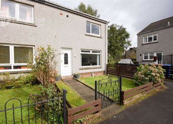 Thumbnail 2 bedroom end terrace house for sale in North Douglas Street, Clydebank