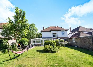 Thumbnail 4 bed detached house to rent in Upper Brighton Road, Broadwater, Worthing