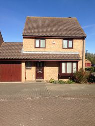 Thumbnail 4 bed detached house to rent in Butler Way, Bedford, Bedfordshire
