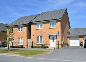 Thumbnail 4 bedroom detached house for sale in Greenfinch Road, Didcot