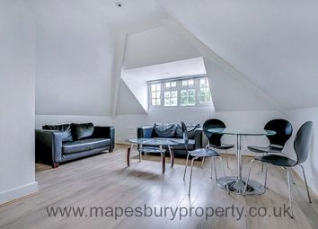 Thumbnail 2 bed duplex to rent in Evangelist Road, Tufnell Park