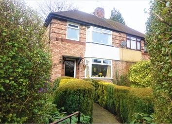 Thumbnail 3 bedroom semi-detached house for sale in Burford Road, Liverpool