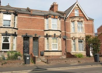 Thumbnail 1 bed flat to rent in Alphington Road, Exeter