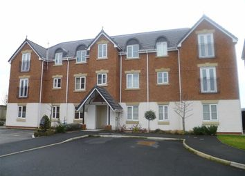 Thumbnail 2 bed flat for sale in Meadow View, Wigan, Lancs