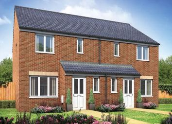 Thumbnail 3 bed semi-detached house for sale in The Hanbury, Bedale Meadows, Bedale
