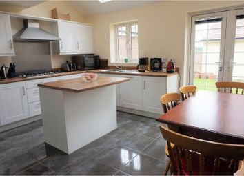 Thumbnail 5 bed detached house for sale in Shorn Brook Close, Hunts Grove, Gloucester