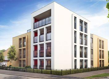 Thumbnail 2 bed flat for sale in Landmark, Brooklands, Milton Keynes, Buckinghamshire