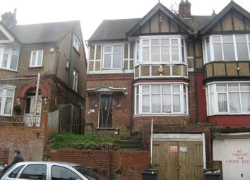 Thumbnail 2 bed flat for sale in 55B Ashburnham Road, Luton, Bedfordshire