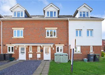 Thumbnail 3 bed town house for sale in Ingram Close, Larkfield, Aylesford, Kent
