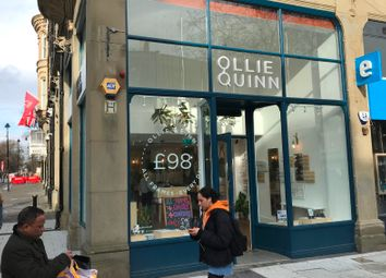 Thumbnail Retail premises to let in Queen Street, Cardiff