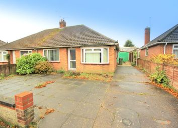 Thumbnail 3 bedroom semi-detached bungalow for sale in Booty Road, Thorpe St. Andrew, Norwich