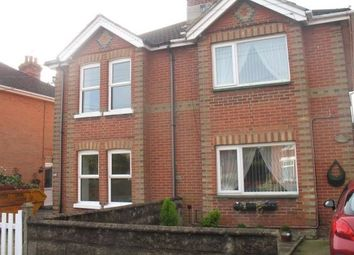 Thumbnail 3 bed semi-detached house to rent in Newtown Road, Southampton