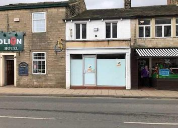 Thumbnail Retail premises to let in Kirkgate, Silsden, Keighley