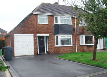 Thumbnail 3 bed semi-detached house for sale in Segbourne Road, Rubery
